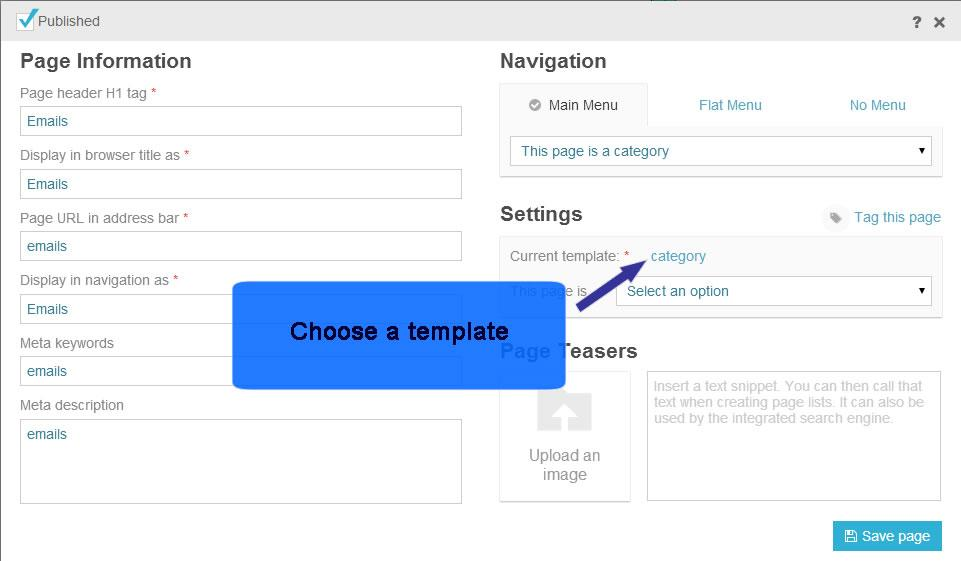 4create-page-choose-template