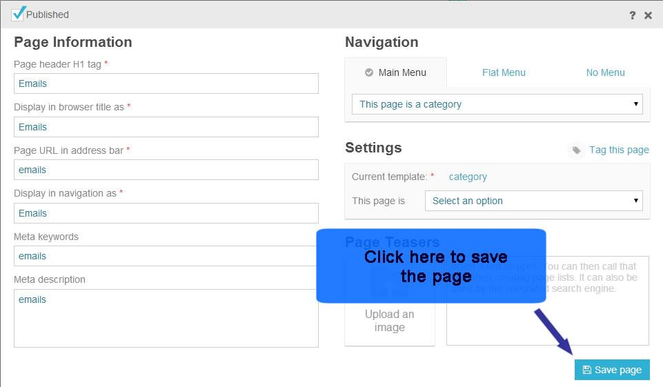 6create-page-save-page
