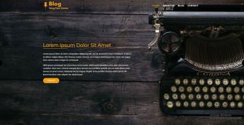 Multisite Blog Theme