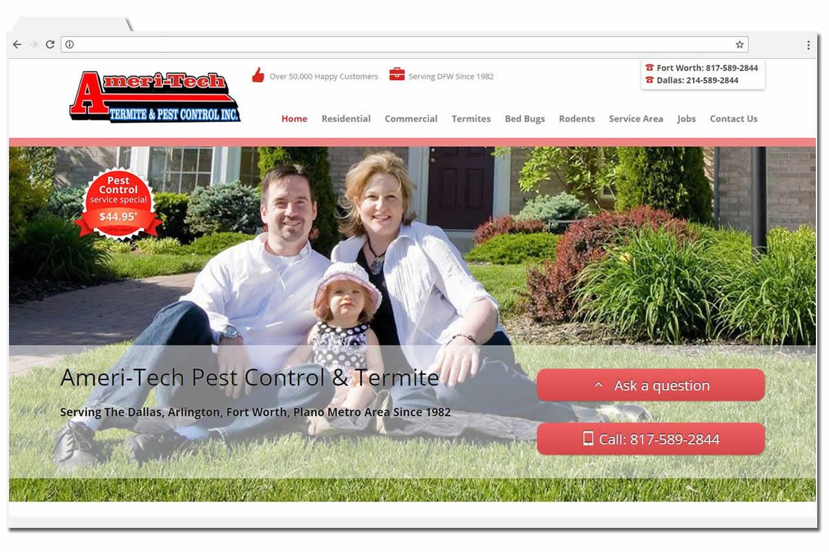 seotoaster-websites-ameritech