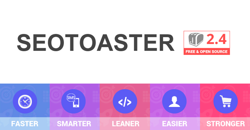 SeoToaster releases new CMS & eCommerce editions (v 2.3)