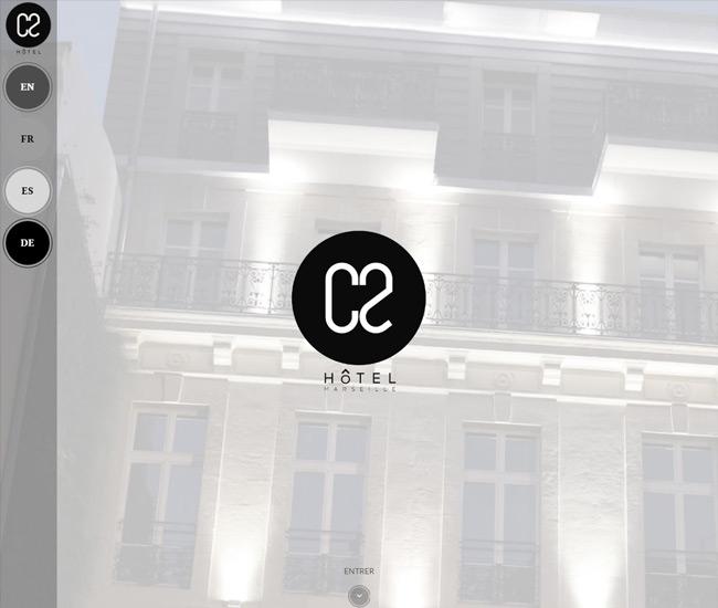 website-cms-c2-hotel